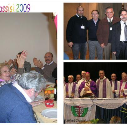 Convivenza Assisi 2009