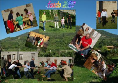 Convivenza Gioiosa 2007