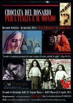 manifesto rosario ALTA DEFINIZIONE