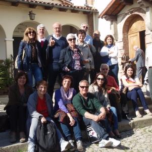 Visita al Carmelo di Monselice