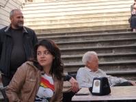 Zefferino, Sara e Leonida
