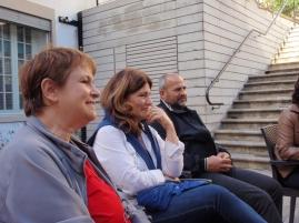 Roberta, Daniela e Zefferino